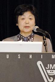 井上 須美子 徳島県眼科医会副会長