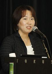 四宮 加容 徳島大学眼科講師